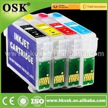 ME32 ME340 Refill cartridge kit for Epson ME 33 ME 340 ME 330 ME 32 Refill cartridges (T1411-T1414)