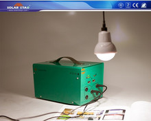 run 3pcs LED 8h 5W-300W solar home lighting system/XY-S005 solar lighting