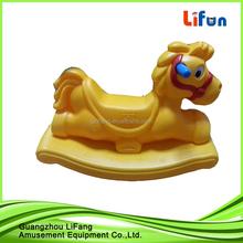 kiddie ride rocking animal plastic toy