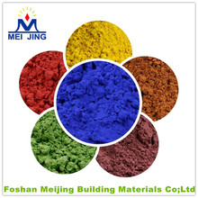 glass mosaic pigment powder the raw material used in paint industry