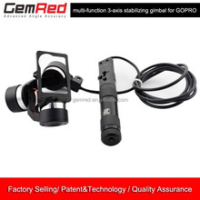 multi-function 3-axis stabilizing gimbal for GOPRO
