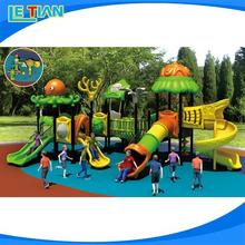 2015 Promotion plastic swing and slide