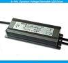 100w 24v 0-10v constant voltage dimming led driver supply with waterproof IP67
