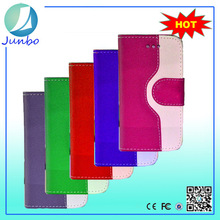 Wholesale leather wallet 3.5 inch universal phone case for iphone 4s
