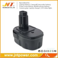14.4V 3.0AH Ni-Mh battery for DEWALT DE9092 DE9502 DE9094 DW9091 DW9094 DC551KA DC612KA DC735KA DC735KB DC830 Power Tool battery