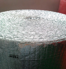 Fireproof Alu Foil Bubble Woven Film Roof Panel/ Aluminum Roofing Material