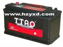 sealed lead acid auto starter storage battery 12v100ah