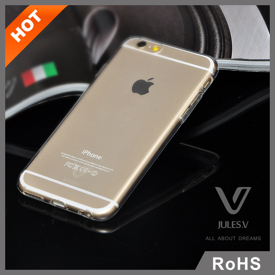 New Shock Scratch Resistant Clear Bumper Cases For iPhone 6 Case 6s 4.7 Inch,New Hybrid Bumper C ...