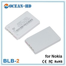 China low temperature lipo battery 3.7V for Nokia BLB-2