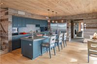 2015 wholesale High quality italian elegant customized sizes kitchen furniture