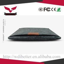 Fashion Laptop Cover 11 13 Inch Genuine Leather Case For Macbook Pro Air Bag