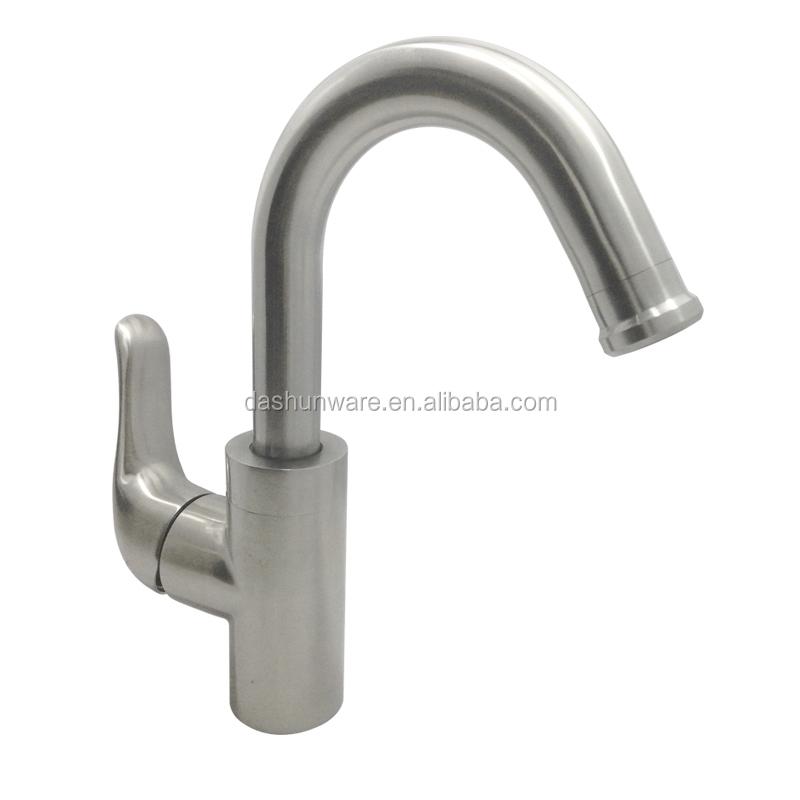 Long spout faucet hot sale product stainless steel faucet buy fancy bathroom sink faucets - Fancy bathroom faucets ...
