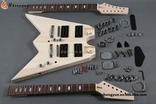 FV model double neck DIY electric bass kits