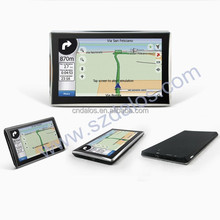 "7"" Car GPS Navigation HD Touch Screen FM 128RAM WinCE6.0 With UK/EU/US Map"