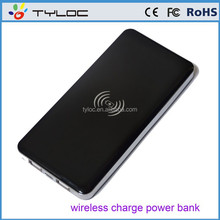 Wholesale Induction Wireless Charger 7000mah Qi Wireless Power bank charger