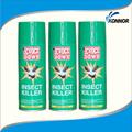 Vendas de pulverização de inseticida tetramethrin à base de álcool aerosol inseticida inseticida spray de