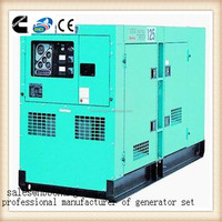 100kva Powerful Diesel Generator Set Powered by high quality engine and alternator