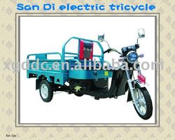 electric tricycle for freight and cargo