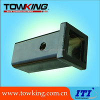 standard trailer galvanized tube hitch receiver tube