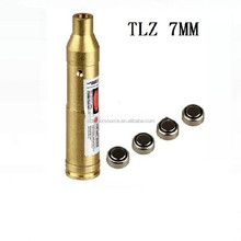 TLZ 7mm Bore Sighter Cartridge Laser Sight Boresighter 7mm Hunting Laser for riflescopes hunting night vision goggles