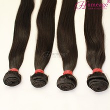 Homeage import and export company christmas sale virgin human hair cheap