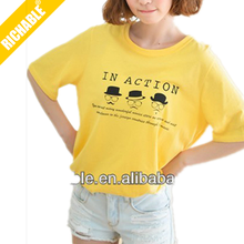2014 top quality Elagent Lovely wholesale t shirts www sexy com woman wear