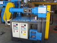 silicon rubber profile extruder machine