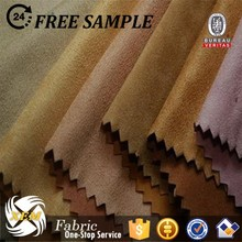 High quality and fashionable ultra suede fabric