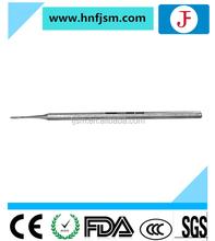 Dental instruments straight dental file for dental clinic use