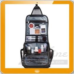 New waterproof travel hanging toiletry kit bag tote organizer case bag