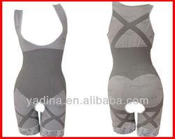 2013 Fashion Women's Seamless Body Shaper Factory Direct OEM High Quality Sexy Underwear Slimming Body Shaper
