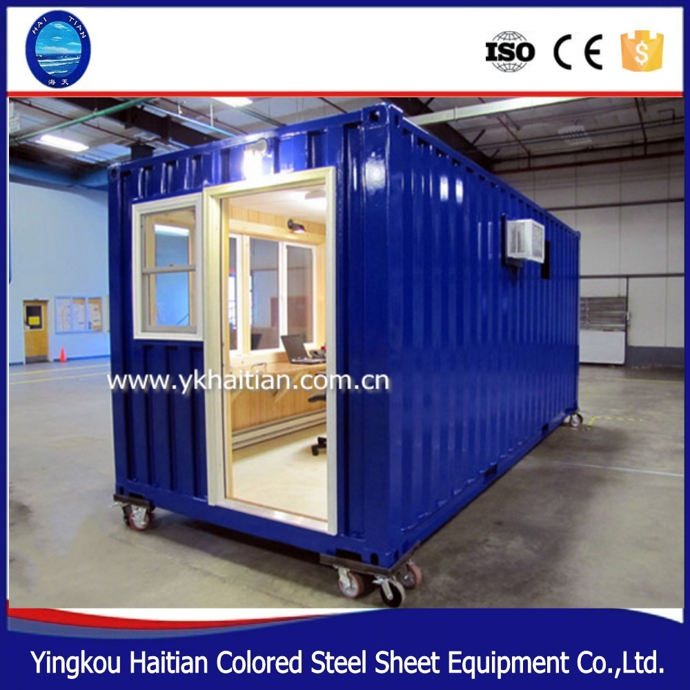Container House,Shipping Container House,Container House With Wheels ...