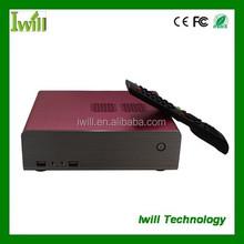 Mini itx case MPC-HT70 universal remote media player