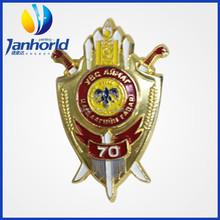 Top Design Metal Custom Security Badge