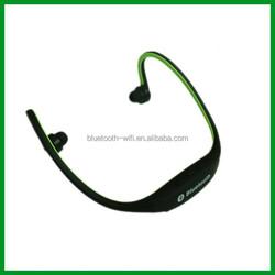 2015 hot sales sport bluetooth headphone driver