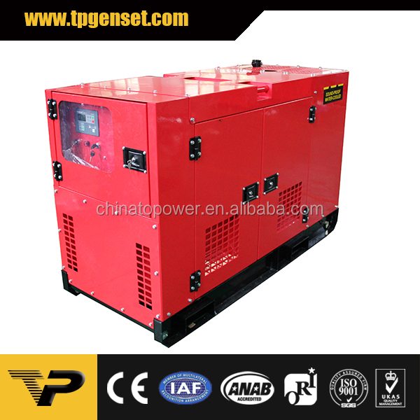 Canopy China Supplier Cheap Price Home Use 10kva Diesel