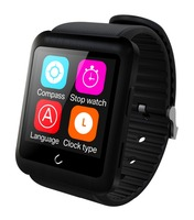 Smart Watch U11 Clock Sync Notifier With Sim Card Bluetooth Connectivity Android And iOS Smartwatch