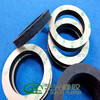 round silicone foam rubber gaskets