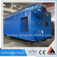Factory Price Natural Gas And Diesel Industrial Steam Boiler