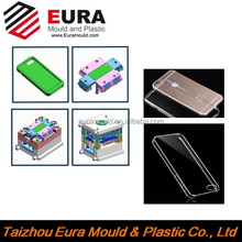 EURA Mobile phone case plastic injection mould plastic cell phone case mould plastic phone case moulding
