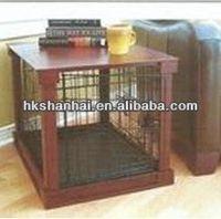 Indoor or Outdoor hexagon dog cage