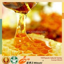 professional wholesales natural 100%pure honey lemon