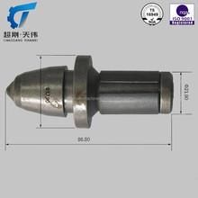 ISSO 9001 Carbon steel Cutting pick Drill bits 88L*20OD