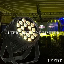 China Supplier 18*10W RGBW IP 65 Par Light Outdoor stage lighting
