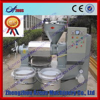 Excellence Performance highly oil yield oil pressers /black seed oil machine