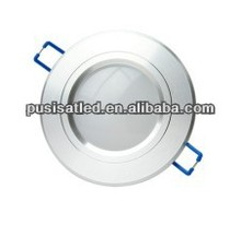 5w SMD High lumen COB led recessed downlight CE ROHS approved