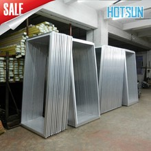 make aluminum frame screen