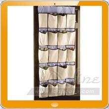 Hanging 20-Pocket Shoes Organizer Wall Door Closet Storage Bag for shoes