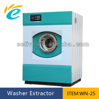 25Kg industrial cloth washing machines