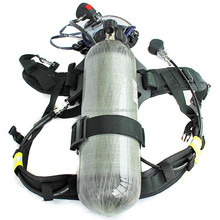 Auto rescate aparato de respiración / extinción candle system / un aparato de respiración portátil